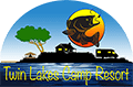 Twin Lakes Camp Resort logo